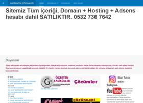 Matematikkalesi.net thumbnail