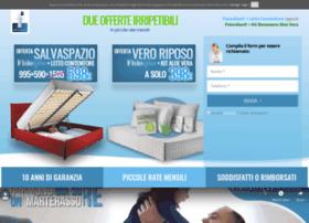 Materassi at wi materassi fabricatore for Materassi fabricatore offerta televisiva