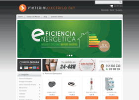 Materialelectrico.net thumbnail