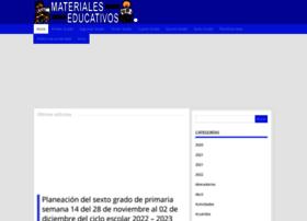 Materialeseducativos.mx thumbnail