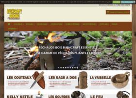 Materiel-bushcraft.com thumbnail