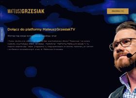 Mateuszgrzesiak.tv thumbnail
