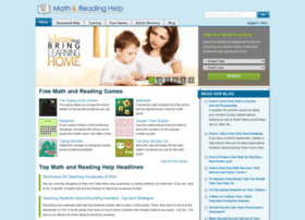 Math-and-reading-help-for-kids.org thumbnail
