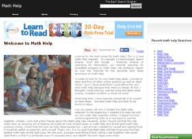Math-help.info thumbnail