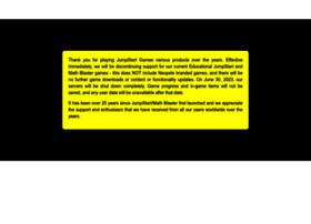 Mathblaster.com thumbnail