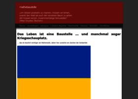 Mathebaustelle.de thumbnail