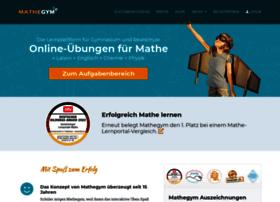 Mathegym.de thumbnail