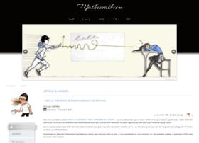 Mathemathieu.fr thumbnail