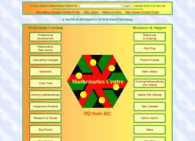Mathematicscentre.com thumbnail