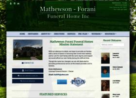 Mathewsonforani.com thumbnail