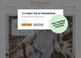 Mathilde.se thumbnail