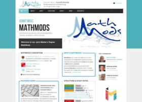 Mathmods.eu thumbnail