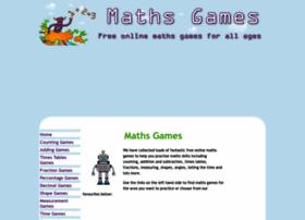 Maths-games.org thumbnail