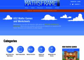Mathsframe.co.uk thumbnail