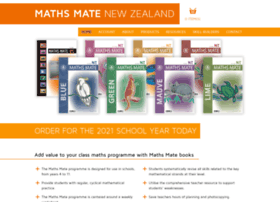 Mathsmate.co.nz thumbnail