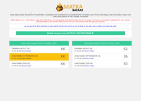 Matka-bazaar.com thumbnail