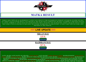 Matka-result.net thumbnail