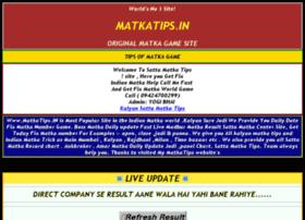 Matkatips.in thumbnail