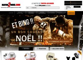 Matos2boxe.fr thumbnail