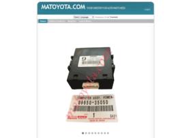 Matoyota.com thumbnail