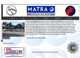 Matra-club.net thumbnail