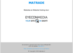 Matrade.nl thumbnail