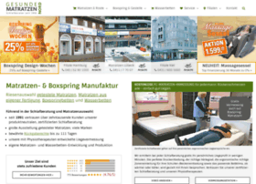 Matratzen-testsieger-shop.de thumbnail