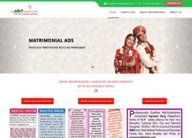 Matrimonial.myadvtcorner.com thumbnail