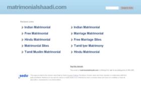 Matrimonialshaadi.com thumbnail