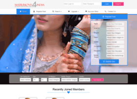 Matrimony4india.com thumbnail