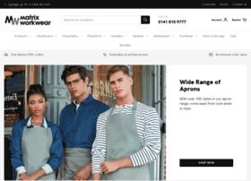 Matrixuniforms.co.uk thumbnail
