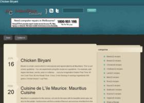 Mauritiuscuisine.com thumbnail