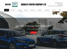 Mawsleymotorcompanyltd.co.uk thumbnail