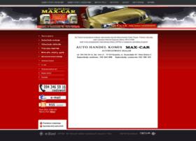 Max-car.pl thumbnail