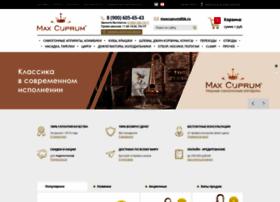 Maxcuprum.ru thumbnail