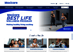 Maxicare.com.ph thumbnail