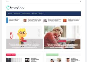 Maxido.ru thumbnail