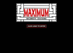 Maximumsecuritysystems.net thumbnail