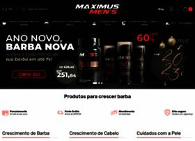 Maximusmens.com.br thumbnail