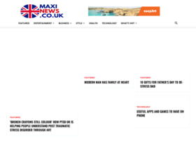 Maxinews.co.uk thumbnail