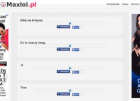 Maxlol.pl thumbnail