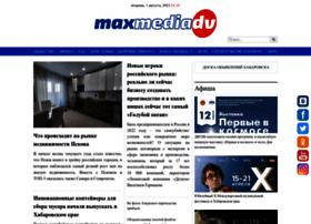 Maxmediadv.ru thumbnail