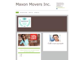 Maxonmovers.com thumbnail