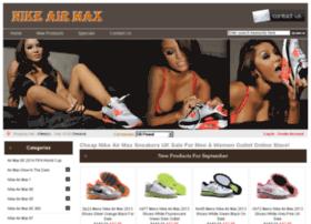Maxtrainersmall.co.uk thumbnail