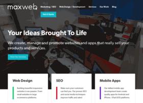 Maxwebsolutions.co.uk thumbnail
