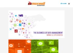 Maxwellgeoservices.com thumbnail