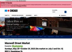 Maxwellstreetmarket.us thumbnail