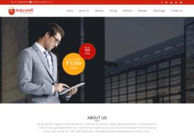 Maxwelltech.co.in thumbnail