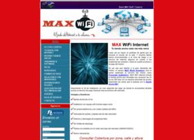 Maxwifi.com.ar thumbnail