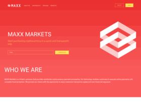 Maxx.exchange thumbnail